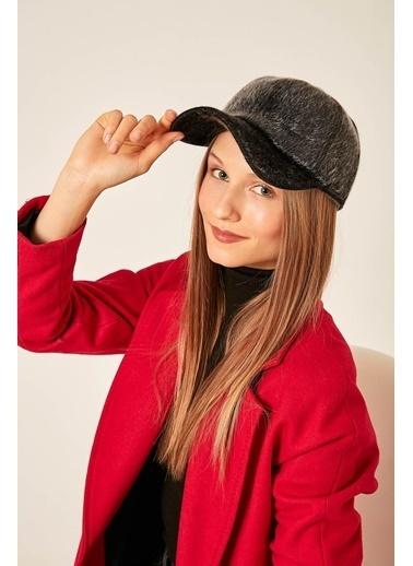 Y-London Şapka Gri